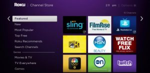 the roku channel